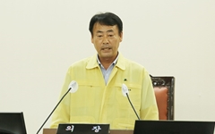 불신임 당한 임정섭 양산시의회 의장, 의장직 회복