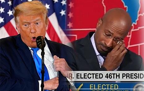 CNN 앵커의 눈물, 뉴욕타임스의 흥분