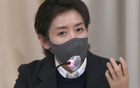 """김무성 끈질긴 요구에 나경원이 한 약속... """"네거티브 안해"""""""