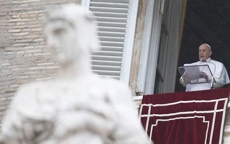 프란치스코 교황이 임명한 첫 여성, 희망이 될까?