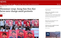 미얀마 군부, 아웅산 수치 추가 기소... 또 장기 구금되나
