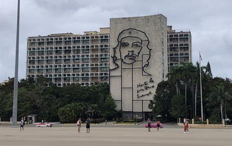 '괜찮아, 여기는 쿠바니까' 나에게도 그럴까