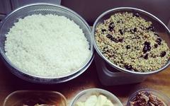 정월대보름, 오곡밥 나물로 건강과 복 빌어요
