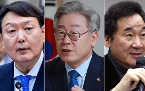 """""""대선 1년 전 1위 후보, 대선 승리 못해"""" 속설 '거짓'"""
