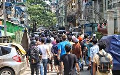 미얀마 교민 속속 탈출... 국가비상사태 후 411명 귀국