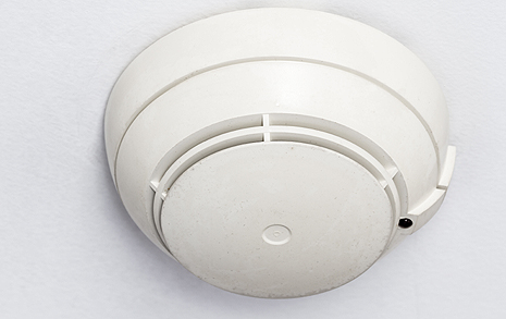 교실 화재 경보기의 특별한 감지 기능, 대단하다