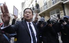 군부 쿠데타 비판 주영국 미얀마 대사, 거리로 내쫓겼다
