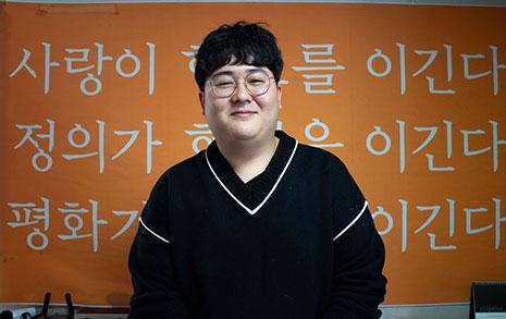 """""""공정이 아니라 공공""""... '이남자'가 꿈꾸는 미래"""