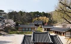 고목에 둘러싸인 조선시대 교육기관 양지향교