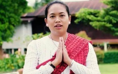 미얀마 33살 여성 '미웨띠표' 국회의원, 괴한에 암살 당해