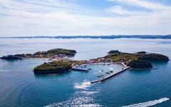 홍성 죽도 '2021 찾아가고 싶은 33섬' 선정