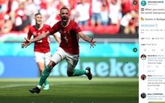 '언더독' 헝가리, 세계 최강 프랑스 발목 잡다