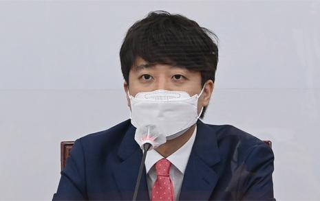 """이준석 """"윤석열 X파일은 정치공작, 피로감·짜증만"""""""