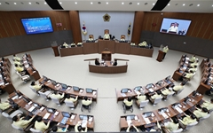 충남도의원들이 의회 사무처장 징계 건의하고 나선 이유는?