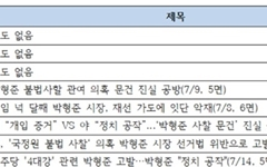 '국정원 불법사찰' 연루 의혹 박형준 부산시장... 지역언론 보도는?