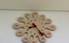 1학년 교실에 필요한 것은 바로 이 시계입니다