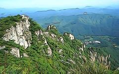 [사진] 그림 같은 대둔산 풍경