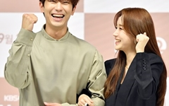 [오마이포토] '신사와 아가씨' 안우연-윤진이, 설렘가득 사랑밭