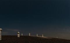 버려진 스티로폼으로 만든 21세기 이스터섬 모아이석상