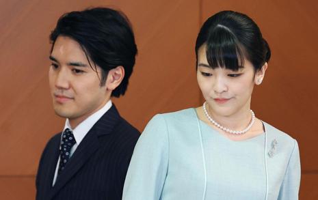 """""""내게 필요한 선택""""... 마코 공주, 일본 왕실 떠나다"""