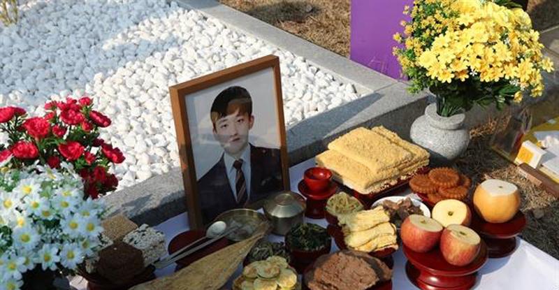 김용균, 꽃이 졌다 눈물같이... 우리는 '모두의 행동'으로 기억하리