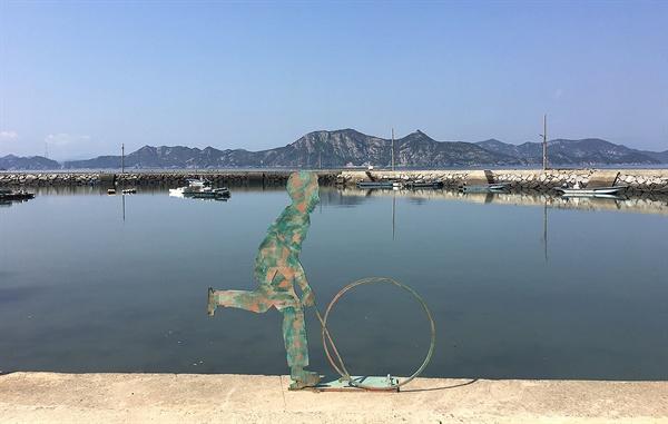 한국 최초, '예술로 먹고 사는 섬' 탄생한다