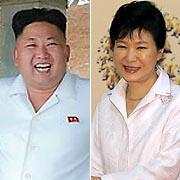 달라진 김정은,  '이명박' 못 벗어난 박근혜
