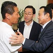 """새누리당·세월호 유가족 다시 만났으나 """"진전 없다"""""""