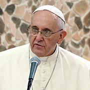 프란치스코 교황,  이것 허용해야 진짜 '진보'다