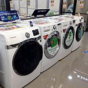 삼성-LG '승자 없는'  세탁기 싸움 왜 키우나