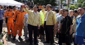 수해 복구 중 축제에 해외여행... 부산 자치구들 '뭇매'