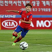 골-도움 해트트릭 전가을, 여자축구 진기록