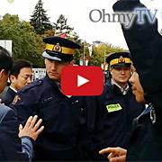 """캐나다 한인들 """"박근혜  규탄 시위 방해 받아"""" 주장"""