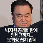 새정치 신경전 '점입가경'... 수습 나선 문희상