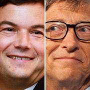 """""""세계는 전보다 평등""""  빌 게이츠, 피케티 비판"""