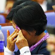 """법정은 온통 울음바다 재판장 """"너무 슬퍼서..."""""""