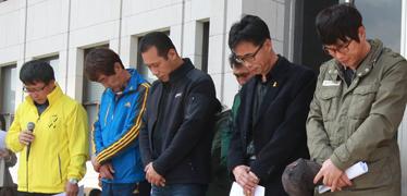 참사 발생 200일 아이 방 치우지 못한 세영 아빠