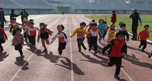 다섯살에 마라톤 완주하는 아이들, 꿈이 아니다