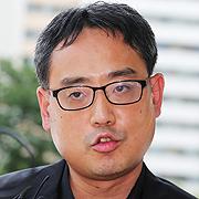 """낸시랭 비난 <미디어워치>기사 """"변희재가 대필"""""""