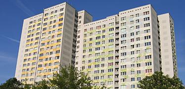 """""""폐타이어 시멘트 거부""""  '기적의 아파트', 시작되다"""