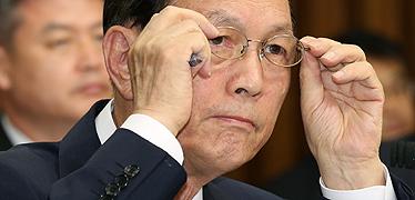 김기춘 비서실장은 '찌라시'를 보고받았나?