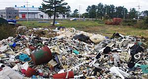 불법쓰레기 수년 간 방치 '눈살'