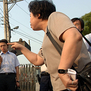 13㎝ 쇠못 박혀 죽은 아들  국방부장관 멱살 잡은 엄마