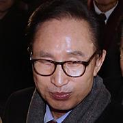 """이명박, 자원외교 국조 출석 묻자 """"구름같은 이야기"""""""
