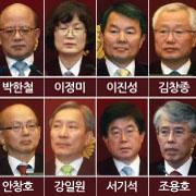 """헌재가 허락한 길 """"떠들지 말고 복종하라"""""""