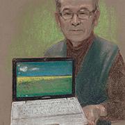 외국 컴퓨터도 척척  고치는 할아버지, 정체가...