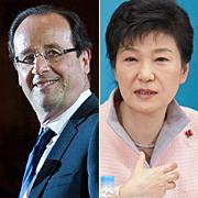 올랑드는 2분, 박근혜는 7시간  대통령의 존재 이유
