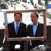 490억 날린 오세훈 박원순 시장님, 벌써 잊었나요
