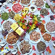 중국만 오면 살 빠져요  기름진 중국 밥상의 '역설'