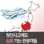 원전사고에도 일본 가는 관광객들...한국은 뭐하나?